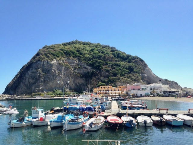 îles italiennes ischia