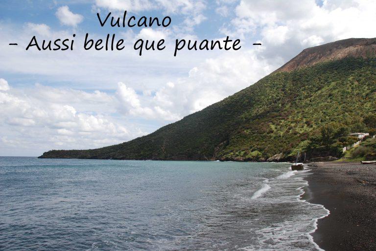 îles italiennes vulcano