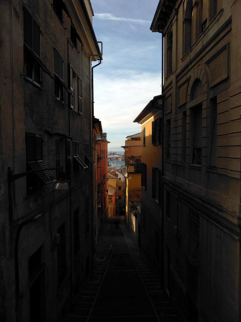 Promenade à Gênes