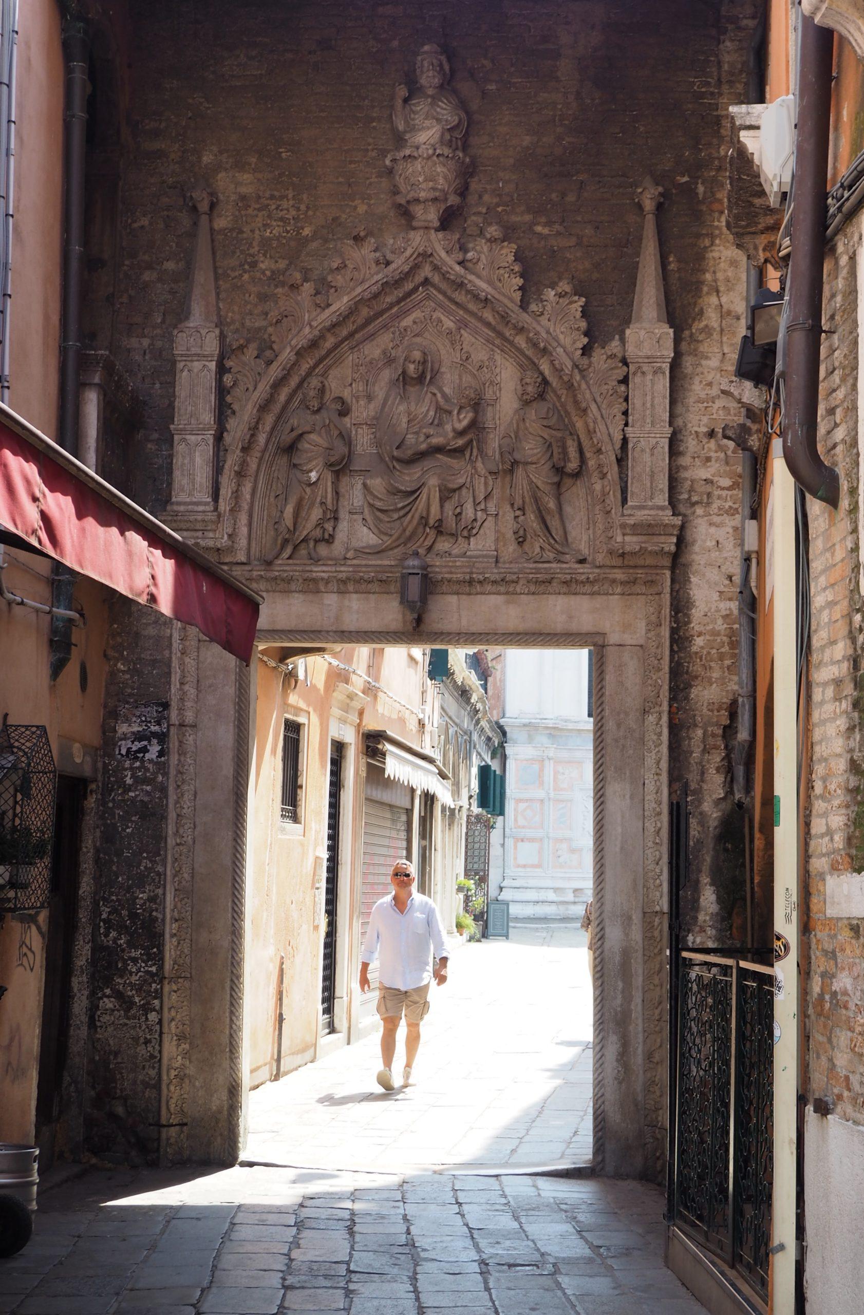 Venise, San Zaccaria