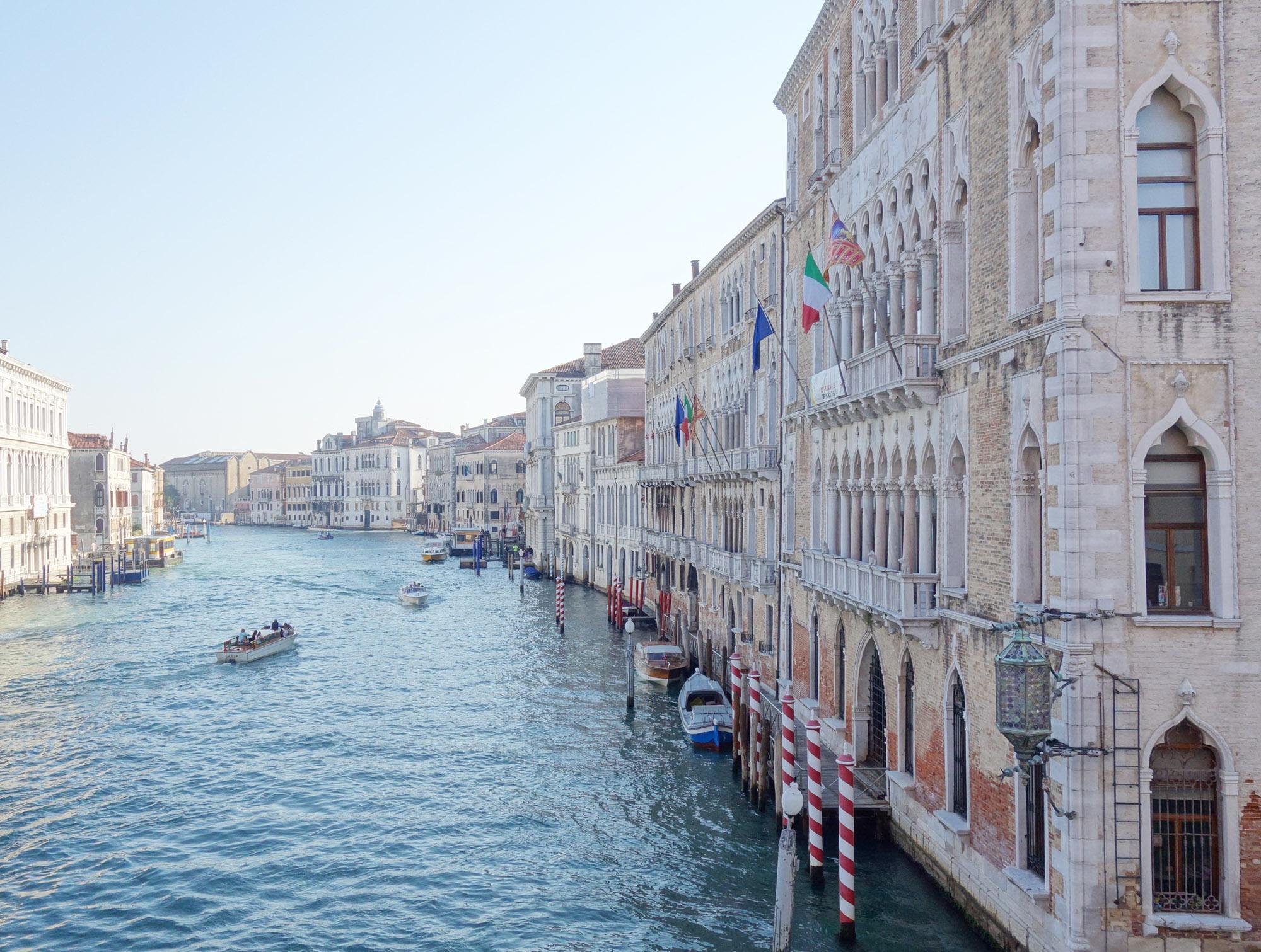 Silence, Venise !