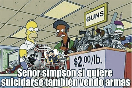 senor simpson