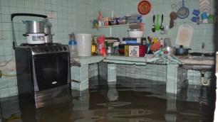 El agua también se introdujo en algunas viviendas