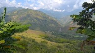 Se puede contemplar el Valle del Cauca