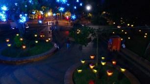 En siete puntos de la ciudad se podrán disfrutar las luces