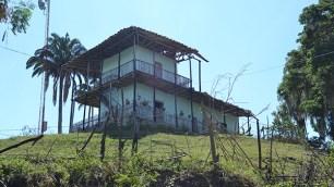 La casa obandeña