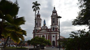 La iglesia Nuestra Señora del Rosario