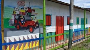 Colorido y arquitectura