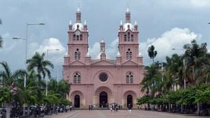 La Basílica en Buga