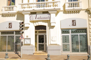 Top class restaurant in Beziers, used to have Michelin star.