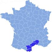 La Méditerranée : Gard, Hérault, Aude, Pyrénées Orientales