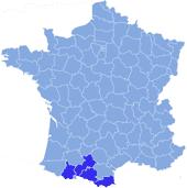 Les Pyrénées : Pyrénées Orientales, Ariège, Haute-Garonne, Hautes-Pyrénées