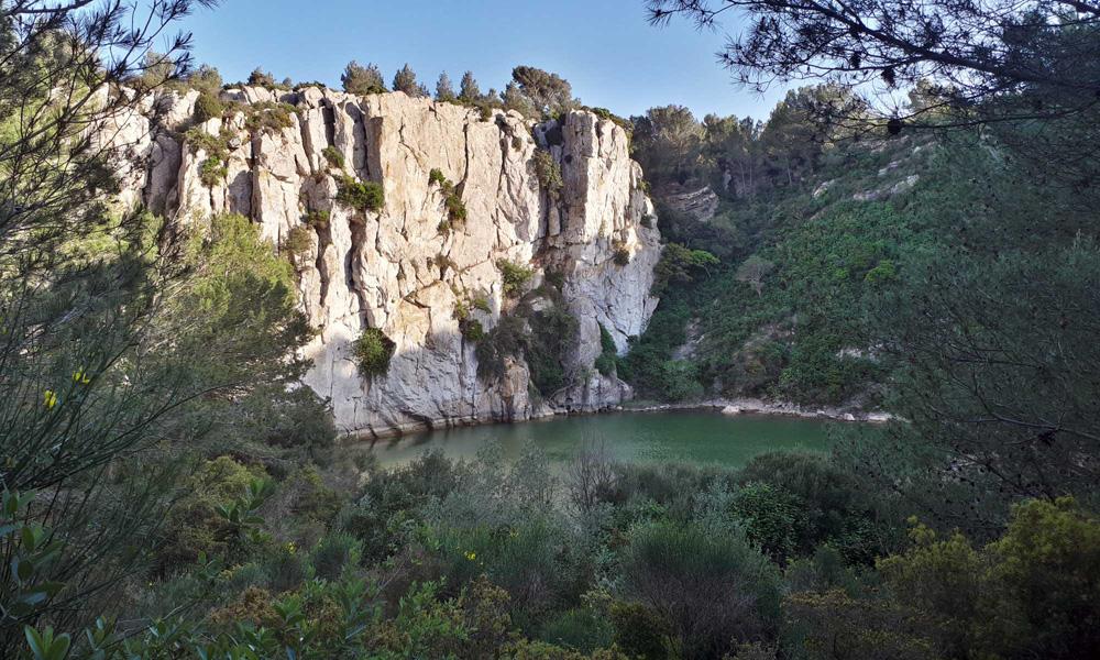 Горная расщелина L'Œil Doux