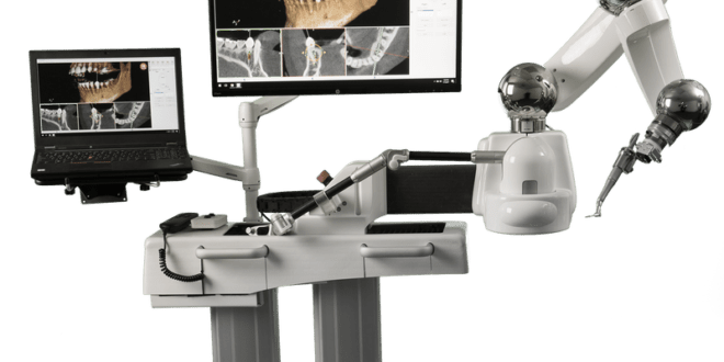Dental robotics startup Neocis, which says that its Yomi ...