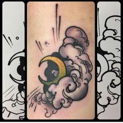 Tattooed by @cledleytattoos