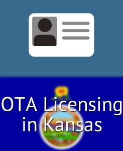 OTA Licensing in Kansas