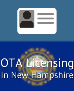 OTA Licensing in New Hampshire