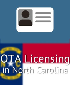 OTA Licensing in North Carolina