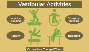 Sensory Vestibular Activities