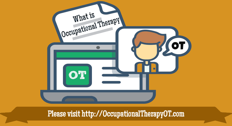 occupational therapy in anxiety disorder