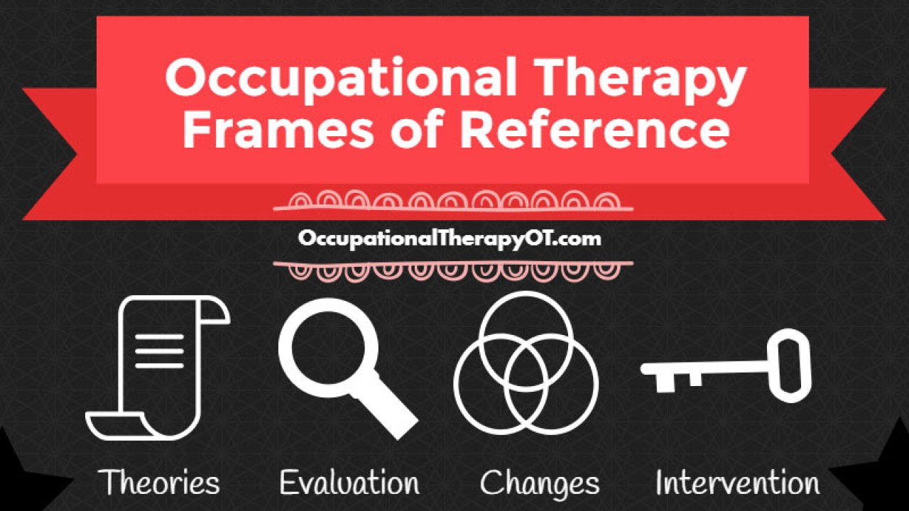 Occupational Therapy Frames Of Reference Occupational Therapy Ot