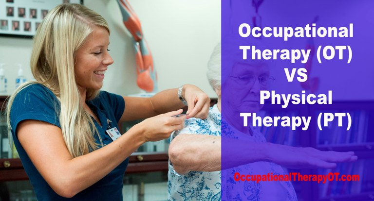 Difference Between Occupational Therapy Physical