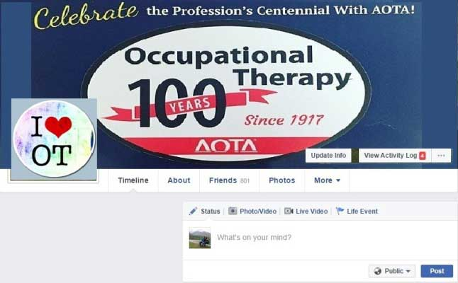 OT month Facebook wall