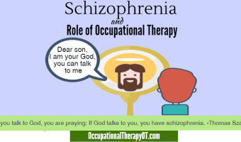 occupational therapy for schizophrenia