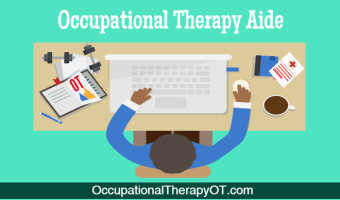 Occupational Therapy Aide