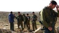 Dec 17 2012 Israel soldier chase away shephers and flocks 412717_10151134164551986_1856715197_o