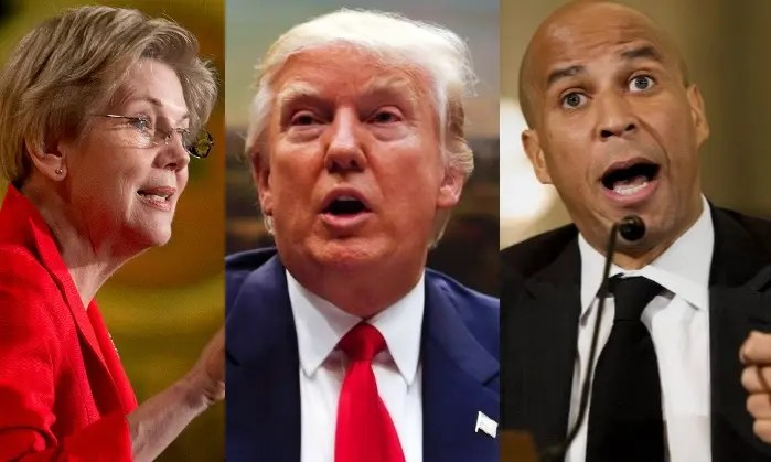 Warren Amp Booker Just Exposed Trump S Scheme To Rip Off