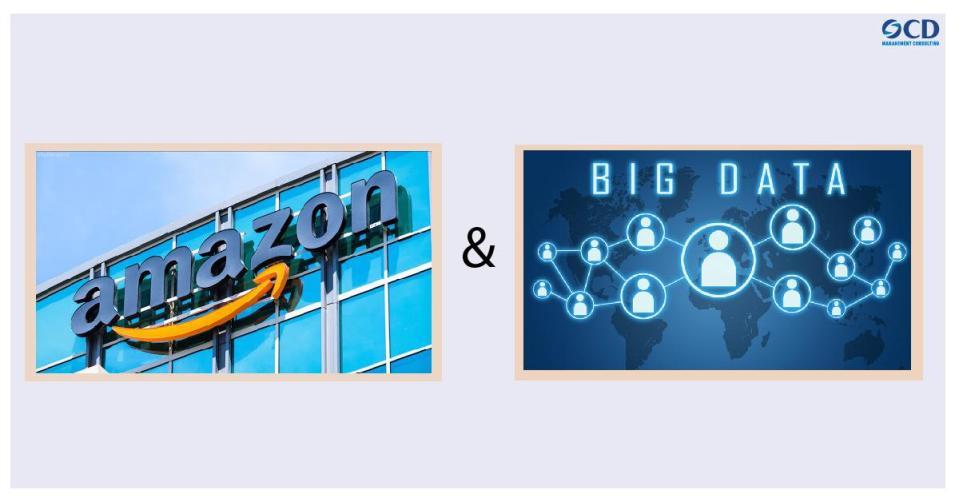 Amazon đã ứng dụng Big Data để hiểu khách hàng như thế nào?