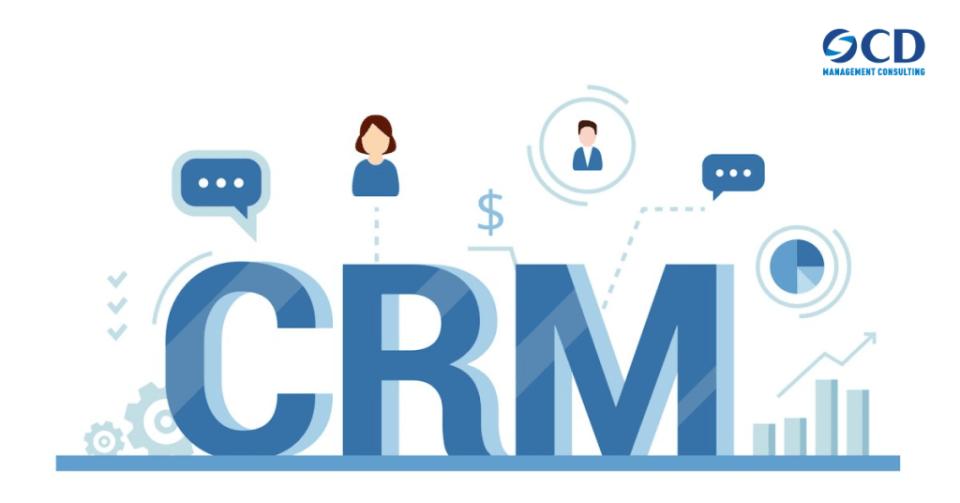Ứng dụng CRM vào chăm sóc khách hàng