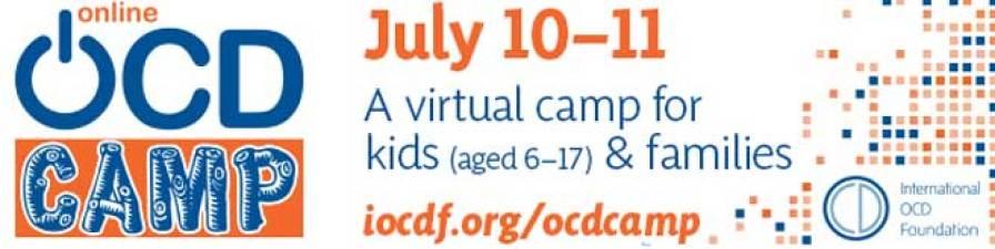 IOCDF Online OCD Camp