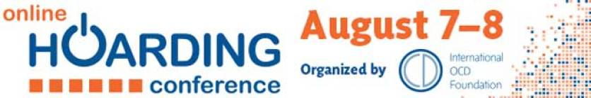 IOCDF Online Hoarding Conference