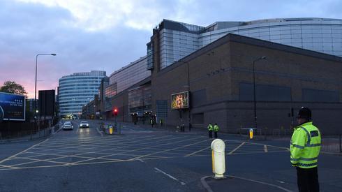 Arena w Manchesterze (Fot. PAUL ELLIS/AFP)