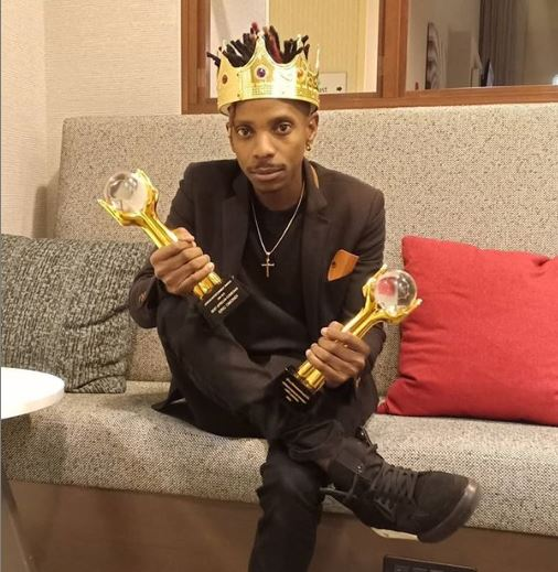 Diamond, Eric Omondi, Rayvanny and Eddy Kenzo among winners at AEAUSA Awards 2019