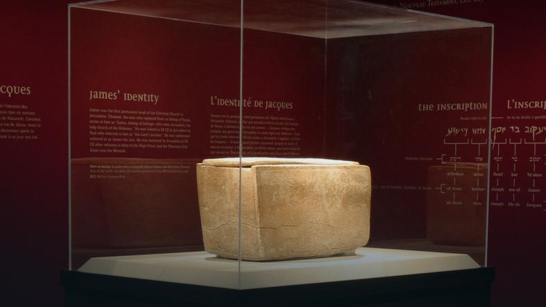 Ossuarium Jakuba