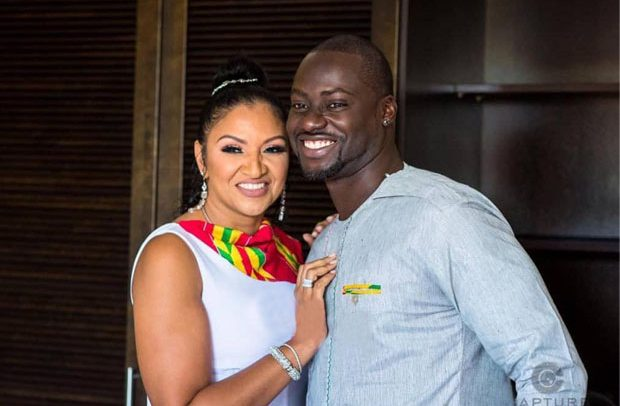 Image result for chris attoh new wife