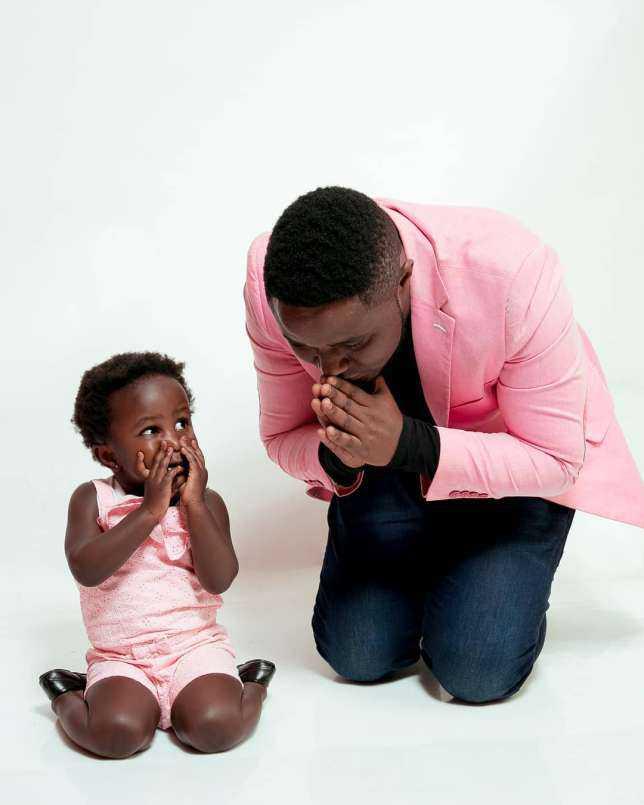Pitson. Kenyan celebrities whose kids have unique names