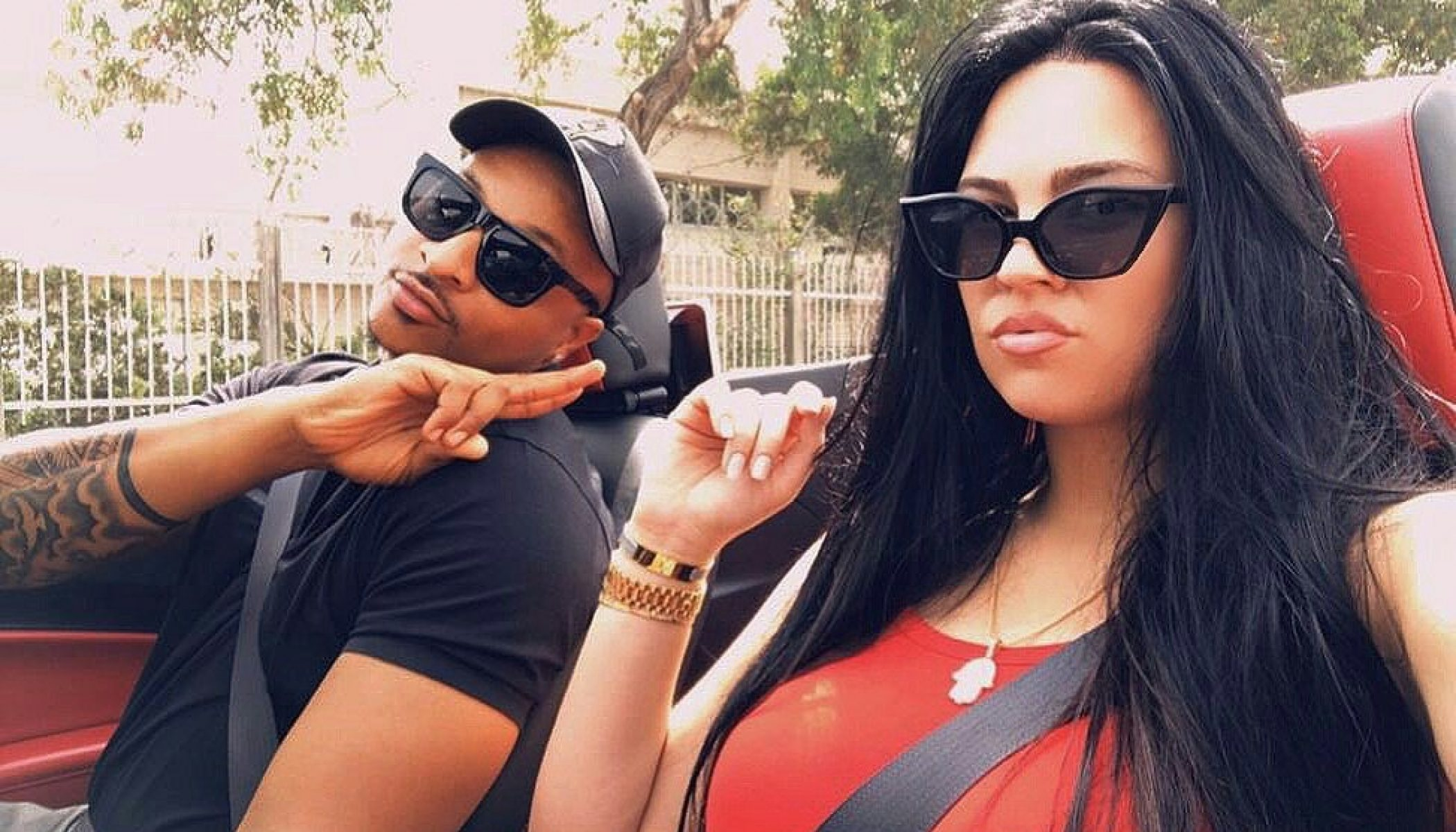 IK Ogbonna says he still has a cordial relationship with his wife and they aren't divorced [NollywoodCommunity]