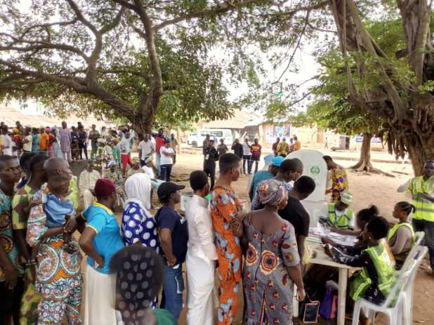 INEC voters polling unit