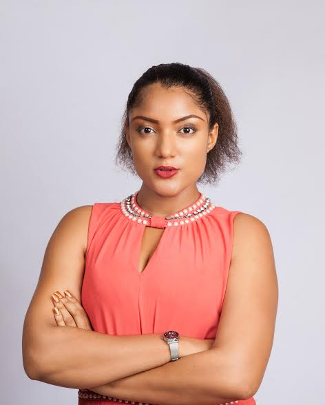Gifty welcomed her first child back in December 2017