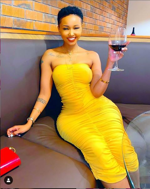 She is fat - Huddah attacks American singer Lizzo after posting nudes