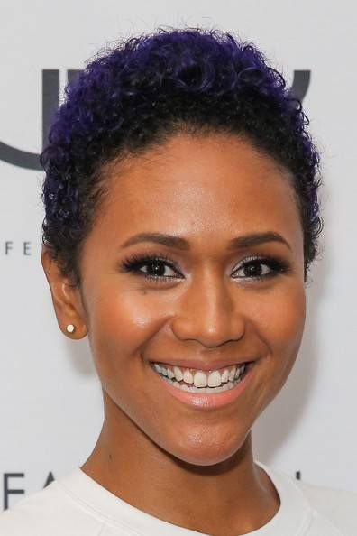 Dye and curl {pinterest}
