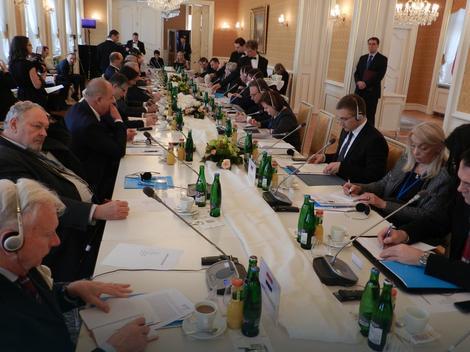Učesnici Višegradske grupe