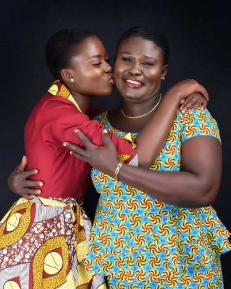Fella Makafui Gifts Mum A Car At One Year Anniversary
