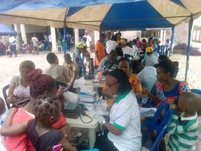 Image result for NAF begins medical outreach in Benue