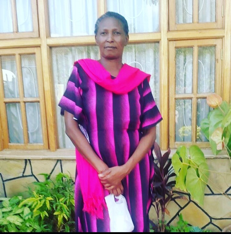 Former Churchill show comedian David The Student's mother who has passed on