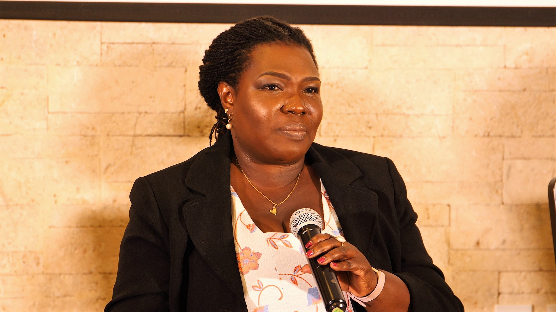 Araba Botchway, Director of Admission and Financial Aid at Ashesi University